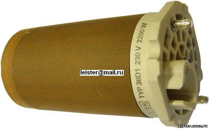 Тип нагревателя 38D1 - 230V/2200W для HOTWIND S 102.515