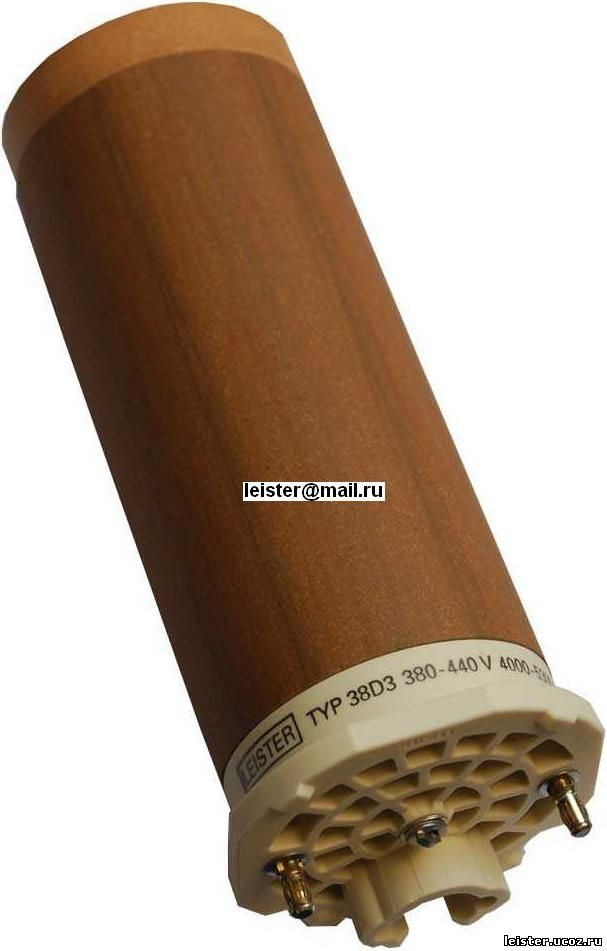Тип нагревателя 38D3 - 380-440V/4000-5300W для Hotwind S 102.552
